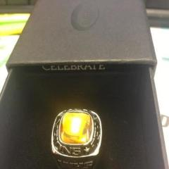 Westfield HS Yearbook Championship Ring by Jostens